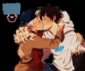 Percabeth - Winter Kiss by Lushi08