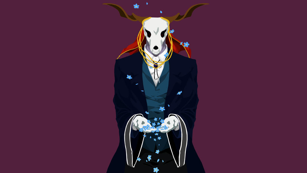 Elias Ainsworth - Wallpaper by Lushi08