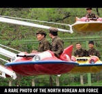 North Korean Air force