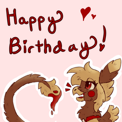 Happy Birthday CrunchyCrowe! (Read DESC Plz)
