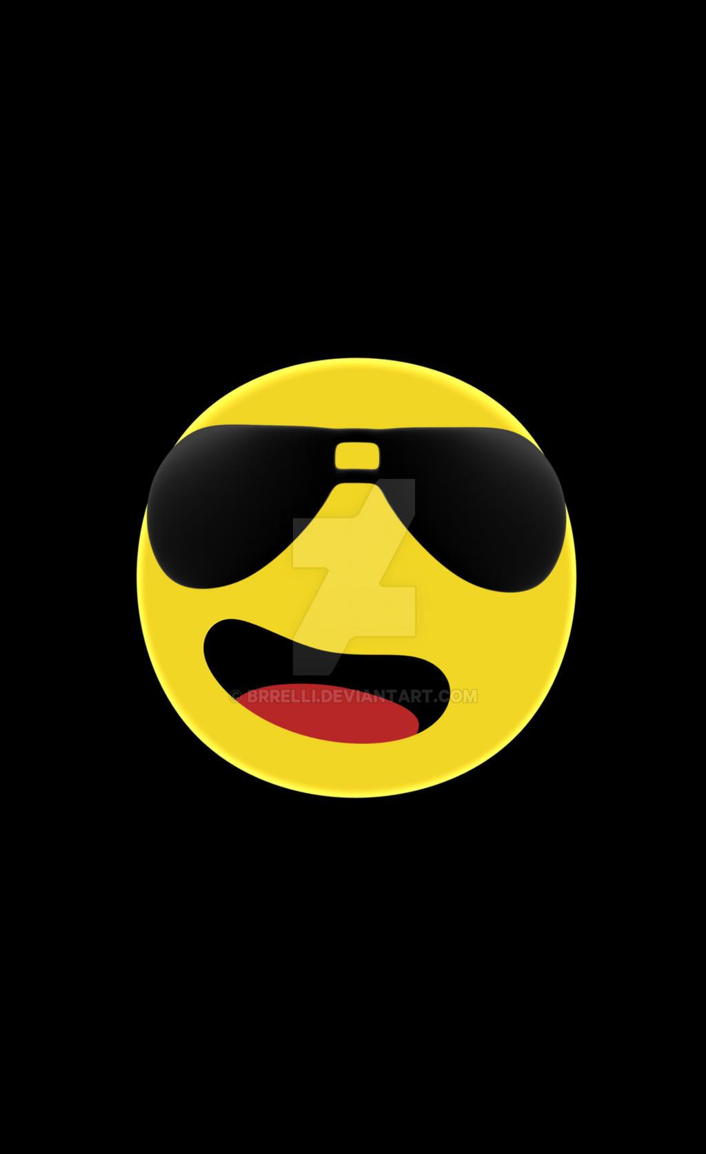 cool emoji  windows phone  3d model wallpaper by brrelli d7j4sy8