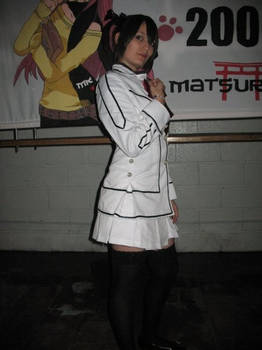 MY COSPLAY - 2008