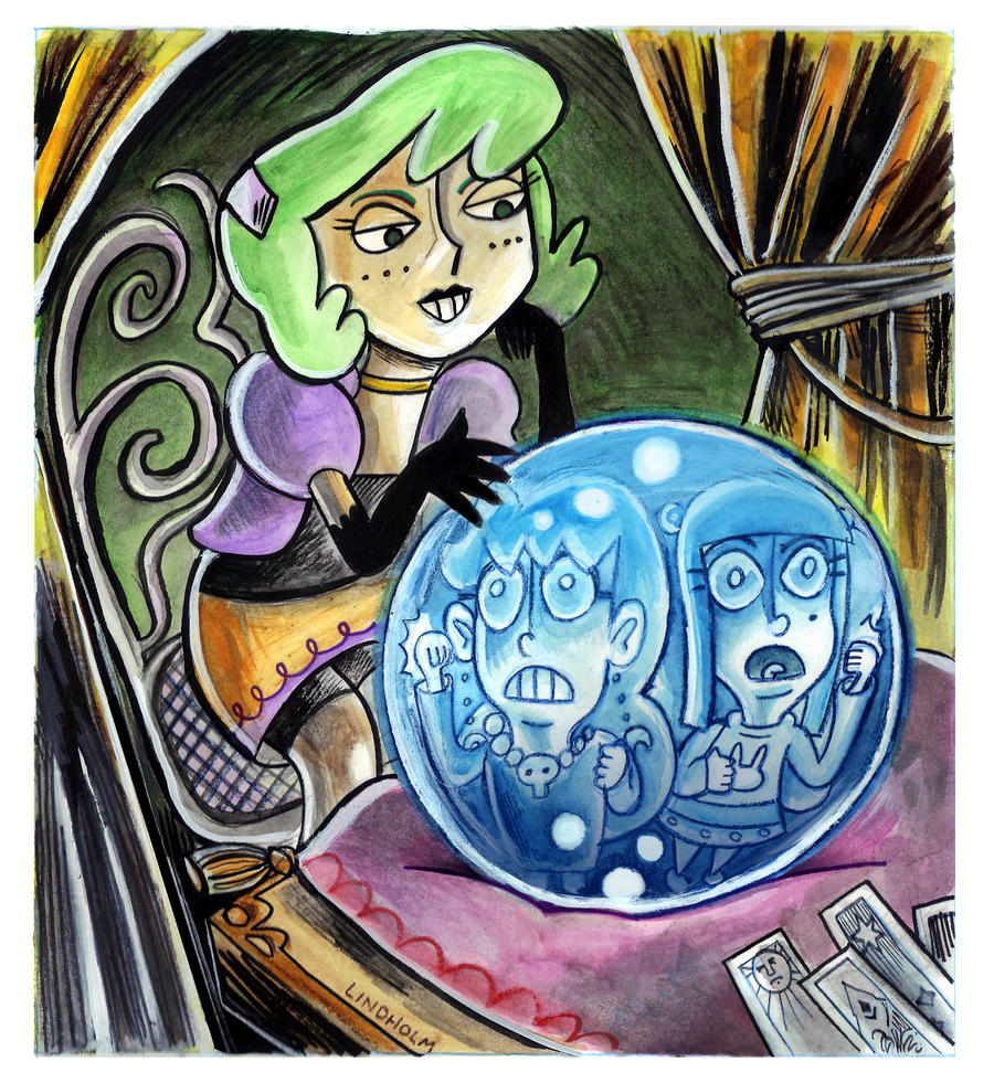 A crystal prison by trivialtales