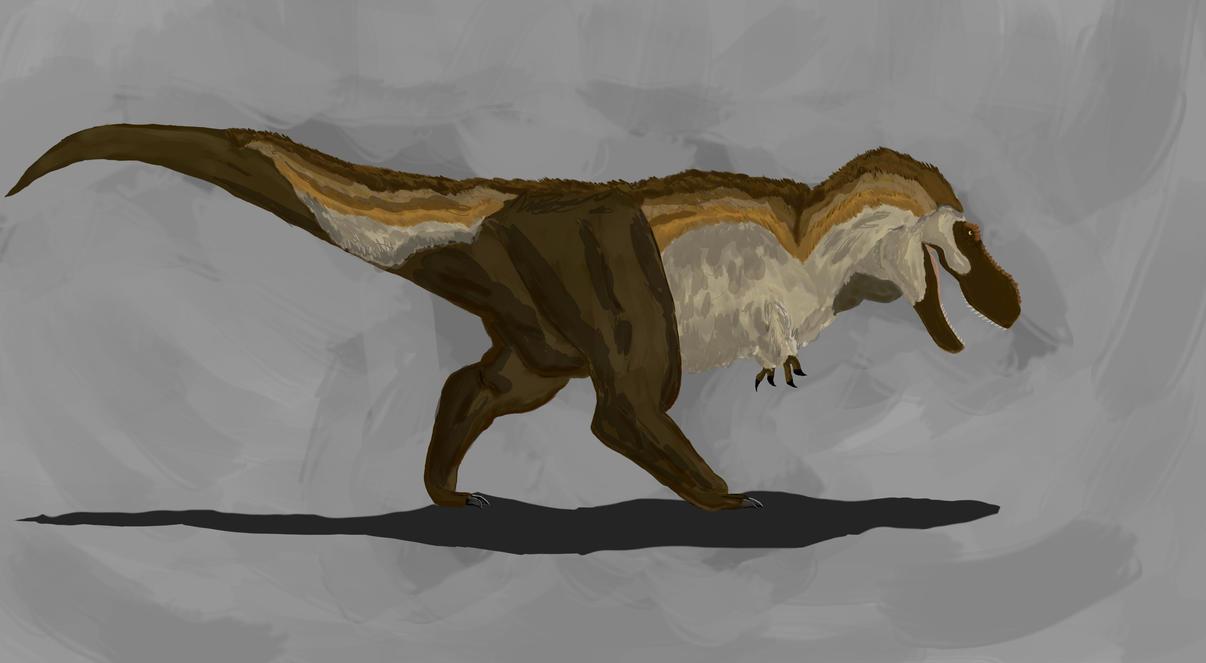 Tyrannosaurus Rex. by TheroGoji