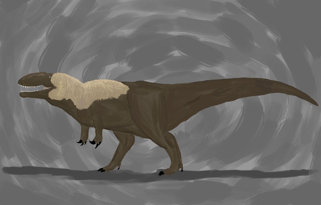 Giganotosaurus Carolinii. by TheroGoji