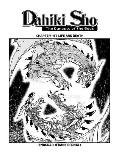 Cover chapter 7 by Zazawa