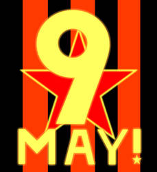9 MAY! Happy Victory Day!