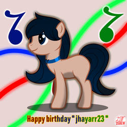 (Gift) Happy birthday jhayarr23
