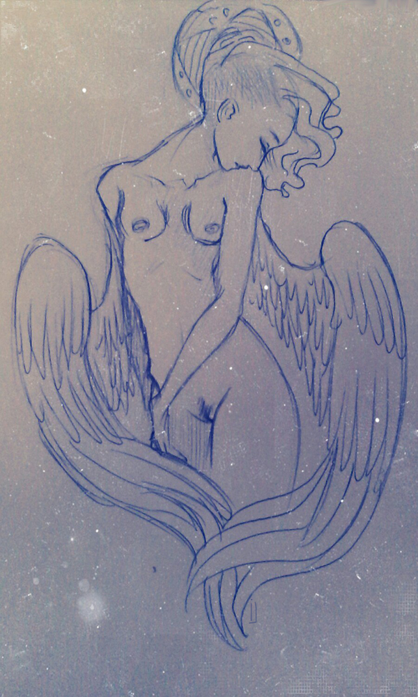 angel by IlliorMoon