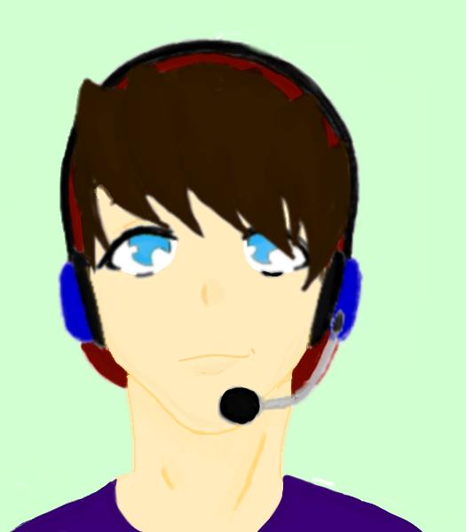Gamer boy by howlforlife on deviantart - Anime gamer boy ...