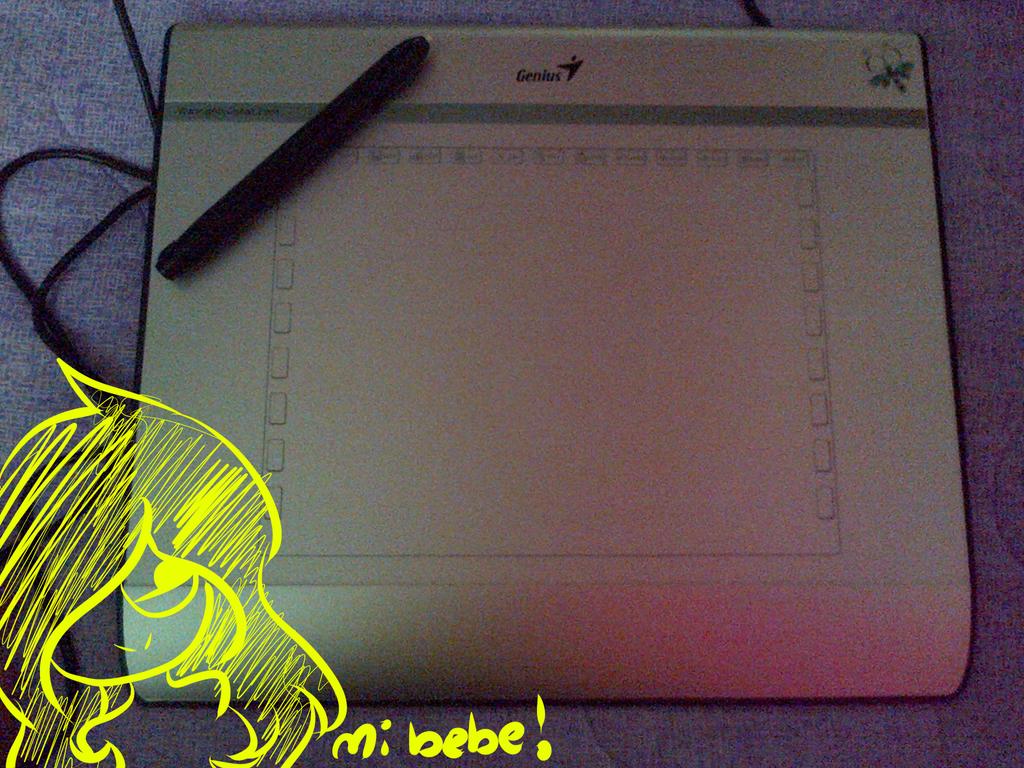 mi tablet by Dulcedy