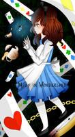 Mary in Wonderland by Dulcedy