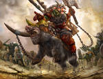 Iron Claw Horde Warhammer