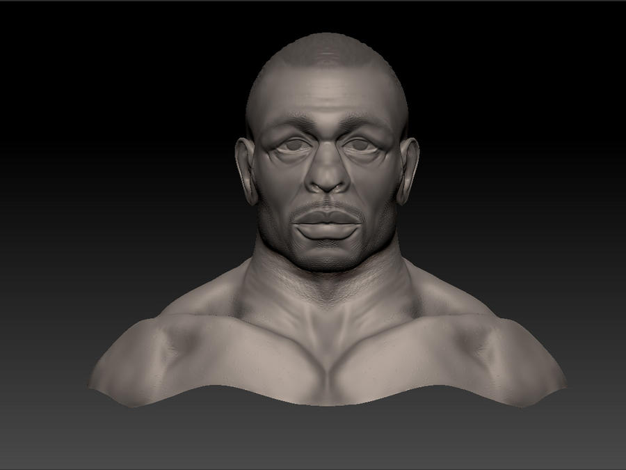 BERNARD HOPKINS By TheGmaniskingofall On DeviantArt