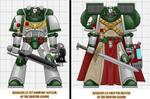 New 40K Fan-Art - Daedalus pt2 by Warhammer-Fanatic