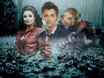 Doctor Who: Wetworks8 (Original Fan Art) by Warhammer-Fanatic
