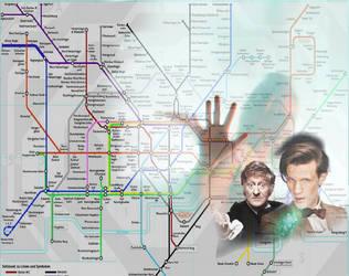 Doctor Who: London Anonymous (Fan art Blank)... by Warhammer-Fanatic