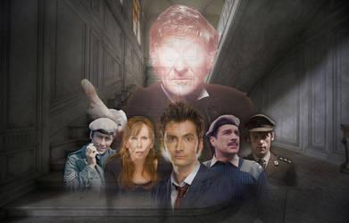 Doctor Who: Soulreaper (Fan Made Artwork) by Warhammer-Fanatic