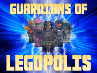 Guardians of Legopolis by Warhammer-Fanatic