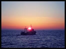 Baltiysk Sunset 2 by MikeMS