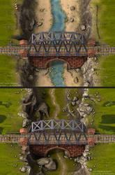 Bridges (game asset) by MikeMS