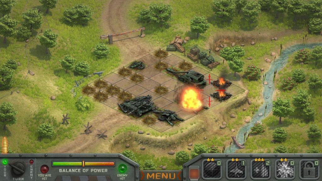 Artillerists scr4 by MikeMS