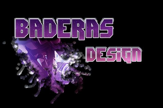 Logo - Baderas Design