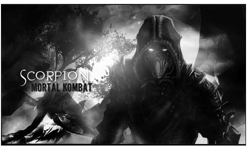 Scorpion by Baderas