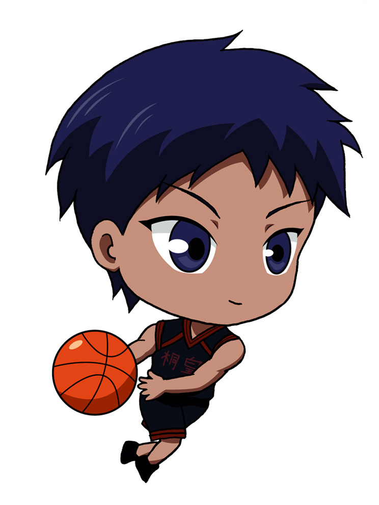 aomine daiki by krnozine on deviantart