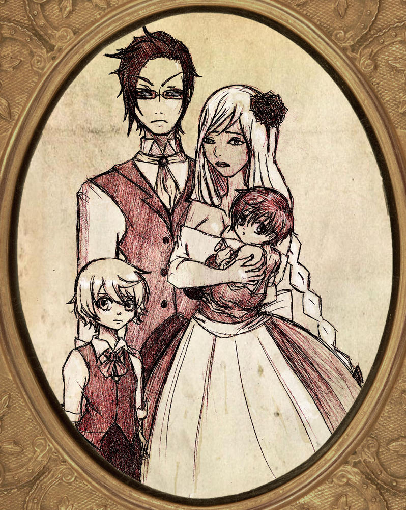 Family Portrait by TheTrainTicket on DeviantArt
