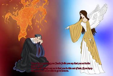 hellfire and judgment of heaven by annemarijk