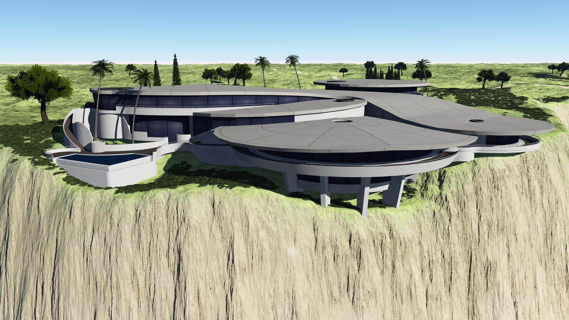 Tony Stark House Floor Plans House And Home Design