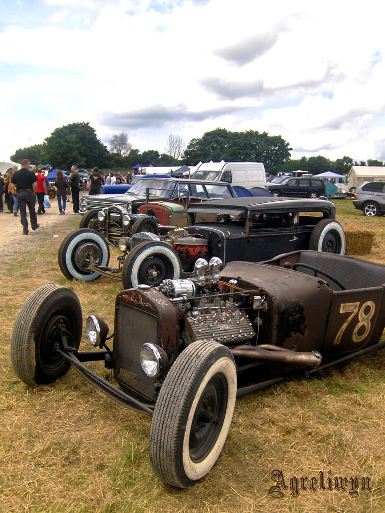 Rat rods Hot rod and Customs Show 2012 by Agreliwyn on DeviantArt