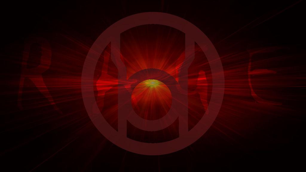 Red Lantern Wallpaper Rage By Raymanandgumallfan On Deviantart