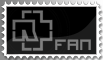 Rammstein Fan Stamp by Mein-Herzeleid