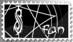 Slipknot Fan Stamp by Mein-Herzeleid