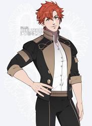 Fire Emblem: Sylvain