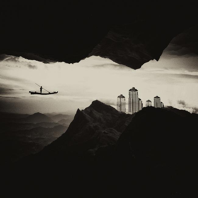 Dream Finder III by arayo