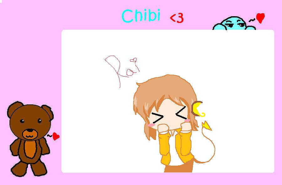 Rai chibi by luvuzzy