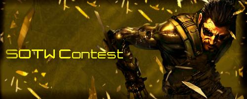 SOTW Contest Entry by tab-key