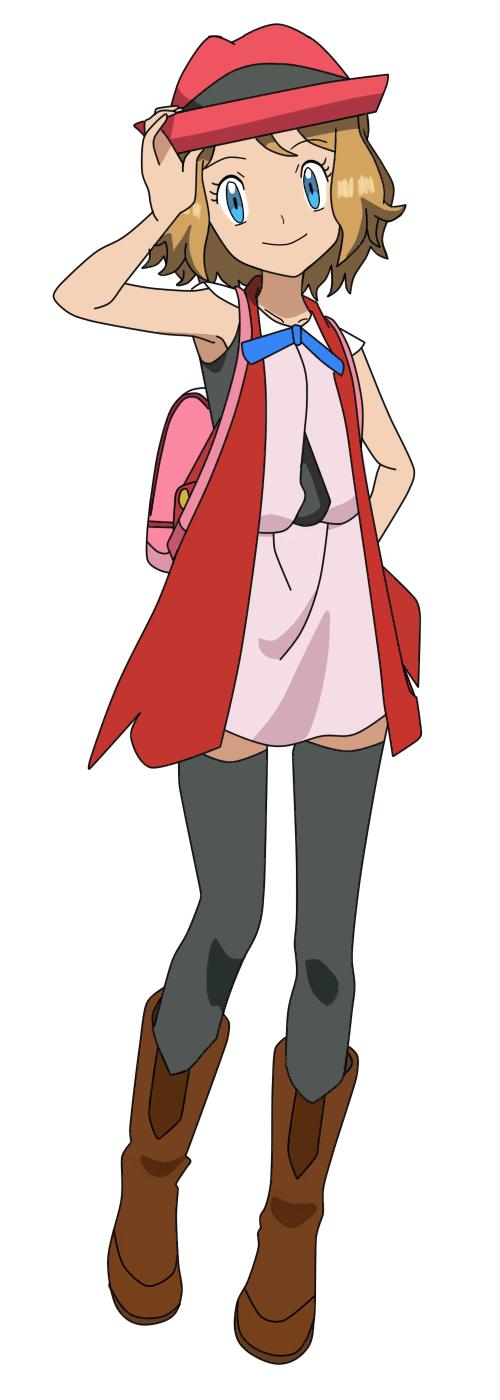 Pin on Serena Yvonne: Pokemon XY