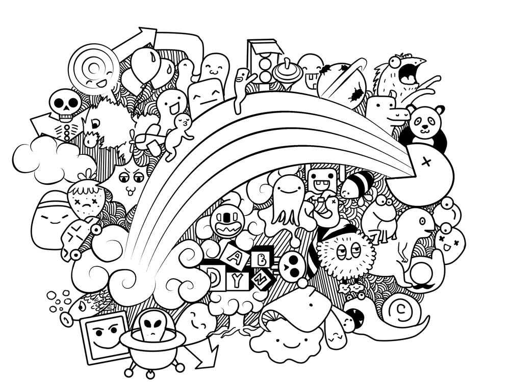 Doodle art by SHepilova on DeviantArt