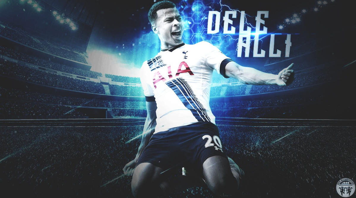 Dele Alli Wallpaper By KingOfStrongStyle On DeviantArt