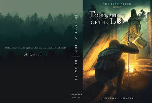 The Lost Aeden Cover