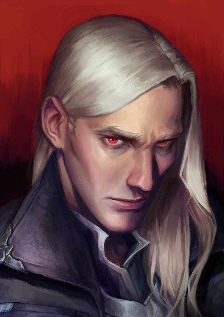Gabriel The Pale Knight by JonathanHunter94
