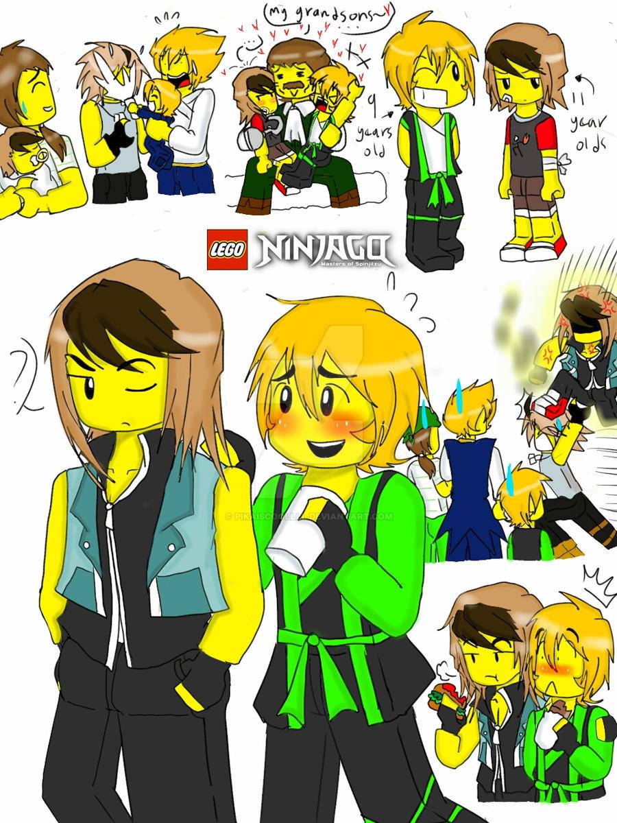 Ninjago Kai X Reader Lemon
