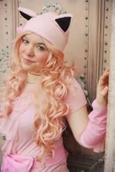 Pink Dreams by Slumflower