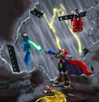 Sigma vs Megaman ,Zero