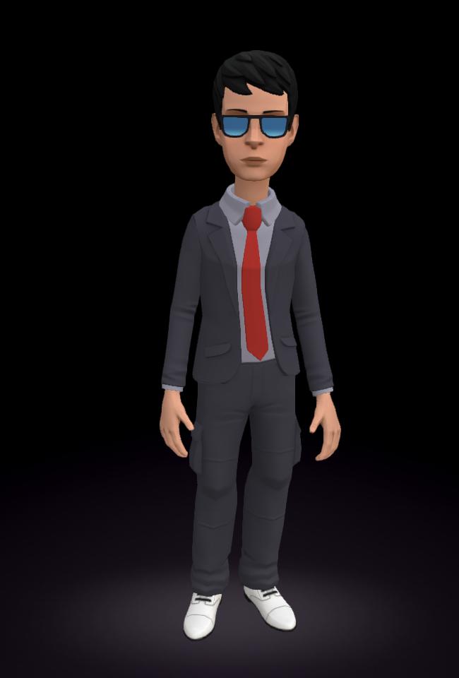 My plotagon avatar :P by AndreyTheGreenGuy800 on DeviantArt