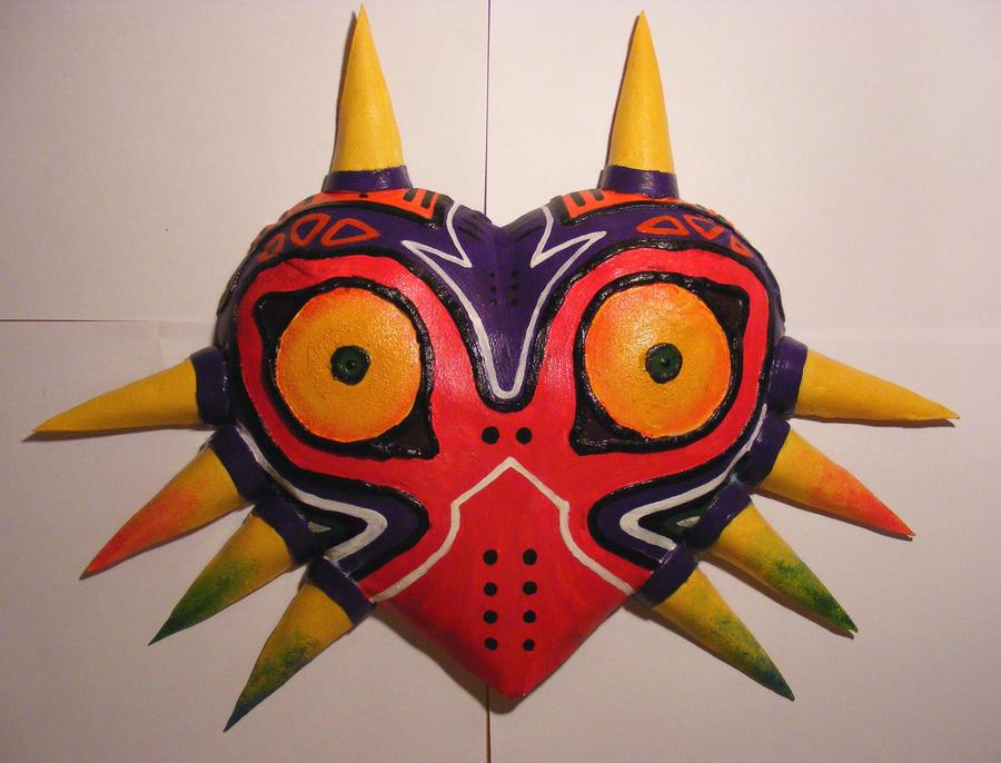 Majoras mask by Melodie-Medolie